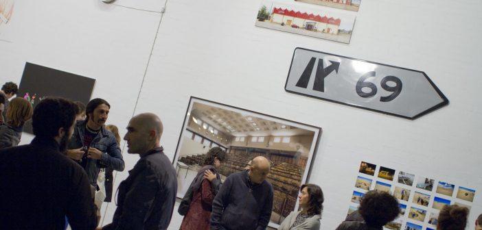 Inauguración de la exposición Extrarradio