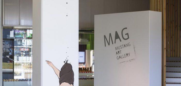 Obra por Santiago Morilla para la exposición extrarradio.