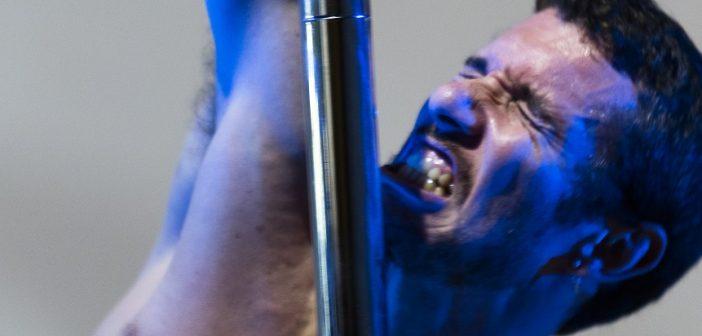 Performance el luchador