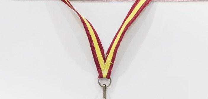 Medalla Torneo Pole Dance