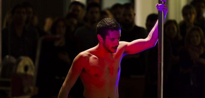 Performance Saúl Sellés