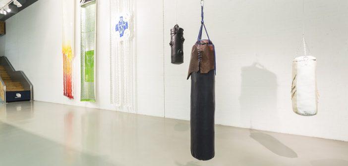 Imagen de la exposición el Luchador