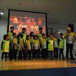 Presentación equipos ciclistas