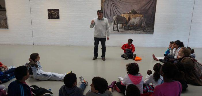 Visita Guiada a la Exposición.