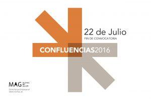 Convocatoria abierta CONFLUENCIAS 2016