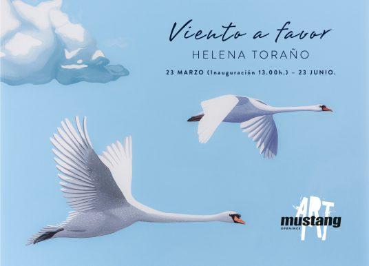 """Viento a favor"" Helena Toraño."